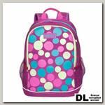 Рюкзак школьный Grizzly RG-063-5 Фиолетовый
