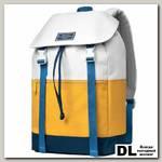 Рюкзак Mr. Ace Homme MR20B1887B01 Светло-серый/Жёлтый/Тёмно-синий