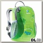 Детский рюкзак Deuter Pico зеленый