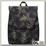 Рюкзак Mr. Ace Homme MR20C2015B01 черный/темно-зеленый