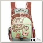 Школьный рюкзак Across Rose & Butterfly AC18-CH5-4