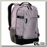 Рюкзак Wenger WaveLenght, для ноутбука 16'', серый, 28 л