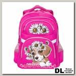 Рюкзак школьный Grizzly RG-965-2 Жимолость