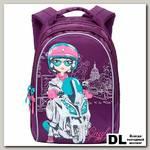 Рюкзак Grizzly RG-768-3 Фиолетовый