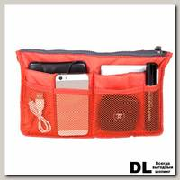 Органайзер для сумки Wanna be a traveler оранжевый