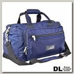 Спортивная сумка Polar П807А (синий)
