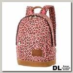 Мини рюкзак Asgard Леопард розовый Р-5424