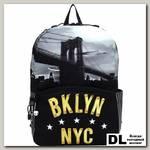 Рюкзак Mojo Pax Brooklyn New York мульти