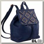 Женский рюкзак 68302 Blue