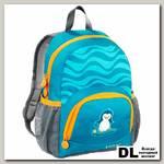 Рюкзак детский Hama Step by step Пингвин (голубой/серый)