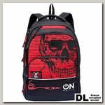 Рюкзак Grizzly RU-931-2 Черный/красный