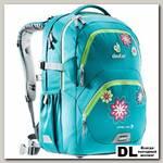 Рюкзак Deuter Ypsilon голубые цветы