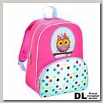 Детский рюкзак Hama Sweet Owl (розовый/голубой)