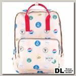 Рюкзак-сумка FUNNY CAPS