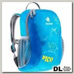Детский рюкзак Deuter Pico бирюзовый
