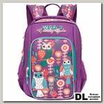 Рюкзак Grizzly RG-866-1 Фиолетовый