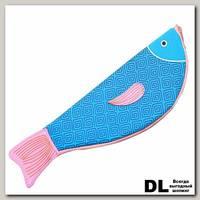 Пенал 'Рыбка' (синий)