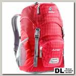 Детский рюкзак Deuter Junior красный