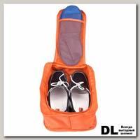 Органайзер для обуви Wanna be a traveler оранжевый
