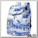 Рюкзак NOSIMOE 001D Пингвины