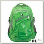 Школьный рюкзак BRAUBERG 30L Пикник Зелёный