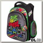 Школьный рюкзак Hummingbird Car Racing TK59