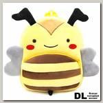 Плюшевый детский рюкзак Sun Eight пчела