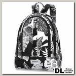 Женский рюкзак Dakine Cosmo Canvas 6.5L Hibiscus Palm Canvas