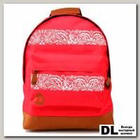 Рюкзак Mi-Pac Bandana Bright Red