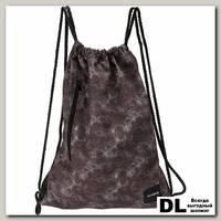 Рюкзак на шнурках NIXON EVERYDAY CINCH BAG BLACK