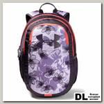 Рюкзак Under Armour UA Scrimmage 2.0 Чёрный/Фиолетовый