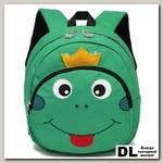 Дошкольный рюкзак Sun eight SE-2675 Лягушка Зелёный