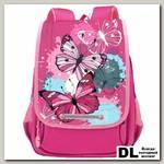 Рюкзак школьный Grizzly RAk-090-1 Розовый