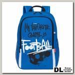 Рюкзак школьный Grizzly RB-051-2 Синий