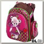 Школьный рюкзак-ранец Hummingbird TK42 Bonny Bear