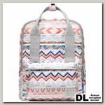 Рюкзак Mr. Ace Homme MR19C1791B01 Белый/Розовый