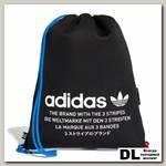 Сумка Adidas NMD G BLACK Чёрная