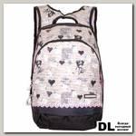 Рюкзак Across Little heart ACR19-GL3-09
