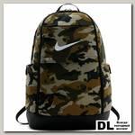 Рюкзак Nike Brasilia (Extra Large) Зелёный Камуфляж