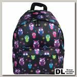 Молодёжный рюкзак BRAUBERG Сити-формат Совы