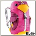 Детский рюкзак Deuter Kikki фиолетовый