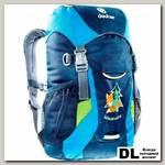 Детский рюкзак Deuter Waldfuchs сине-бирюзовый