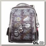 Школьный рюкзак Across Motorcycle ACR19-CH640-3