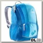 Детский рюкзак Deuter Kids бирюзовый
