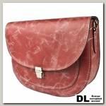 Кожаная женская сумка Carlo Gattini Amendola red