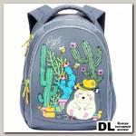 Рюкзак Grizzly RG-762-1 Серый
