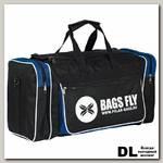 Спортивная сумка Polar П9007 (синий)
